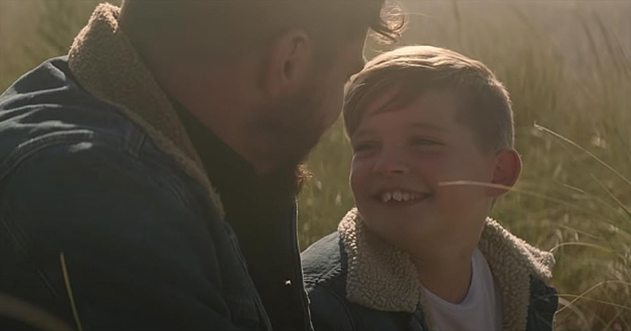 'Into The Wild' Josh Baldwin Official Music Video