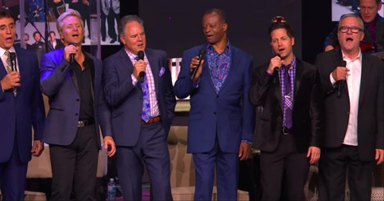 'Bread Upon The Water' Gaither Vocal Band