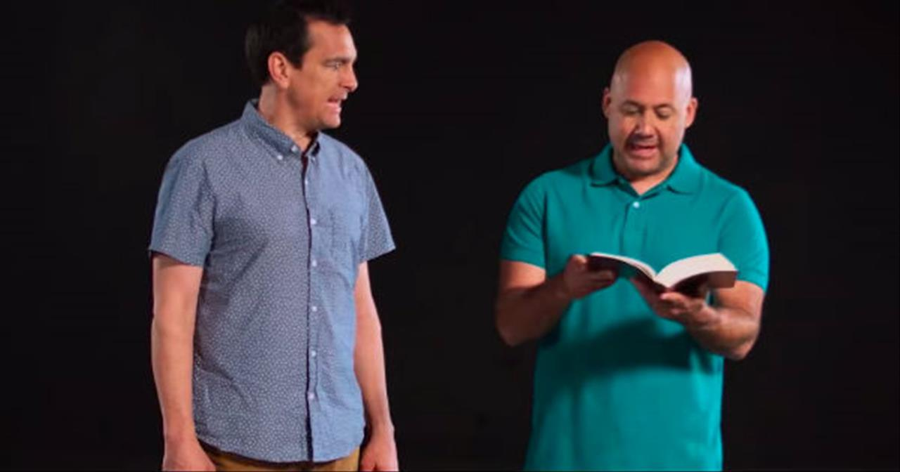 'Nothing' - The Skit Guys Remind Us Of God's Endless Love