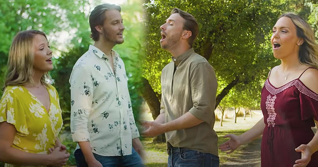A Cappella 'God Only Knows' Cover From Peter Hollens, Tim Foust And More