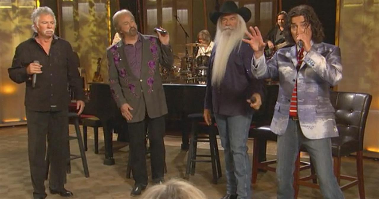 'Elvira' The Oak Ridge Boys Classic Performance