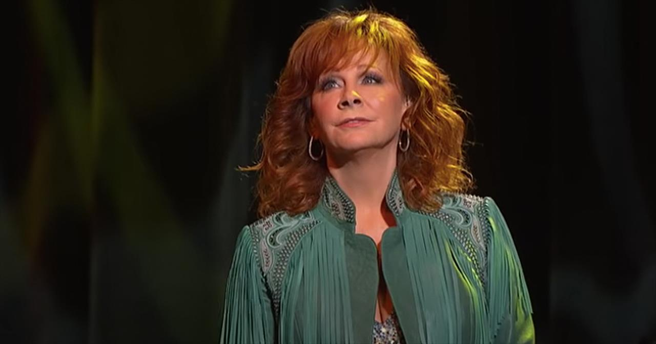 'Back To God' Reba McEntire Live From The Ryman