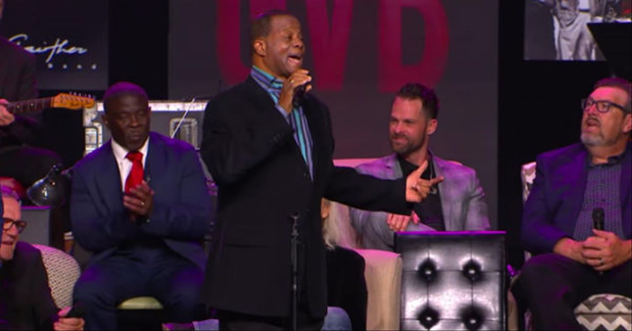 'Can't Stop Talkin' About Him' Gaither Vocal Band
