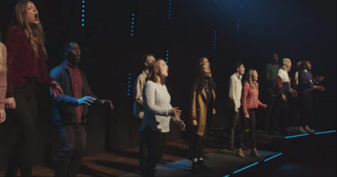 'God Help Us' Voices Of Lee Choir And Babbie Mason