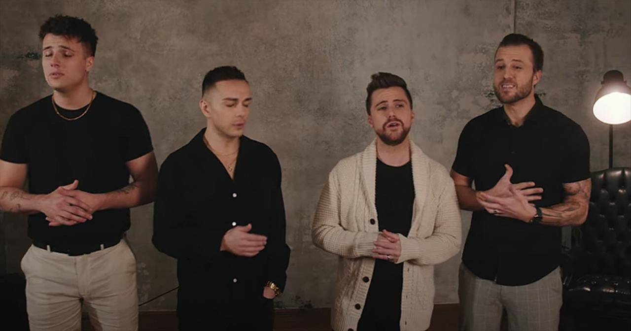 4 Men Of Anthem Lights Sing Nostalgic Doo-Wop Medley