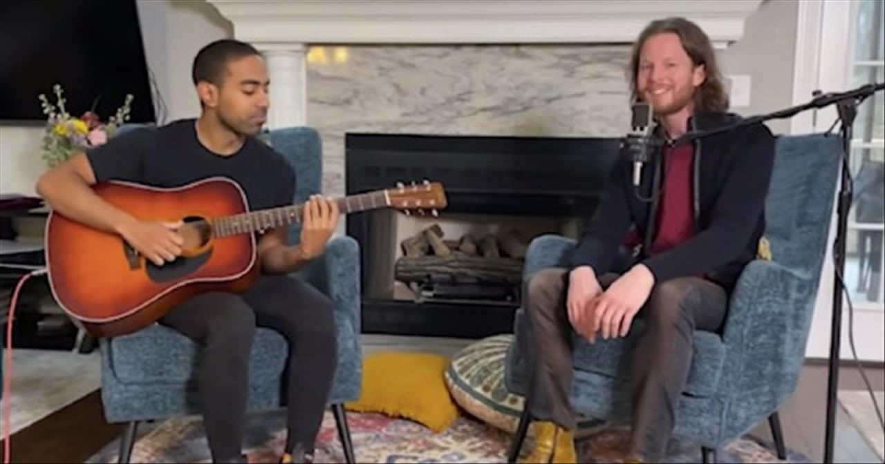 Unique Cover Of 'Stand By Me' From Home Free's Austin Brown
