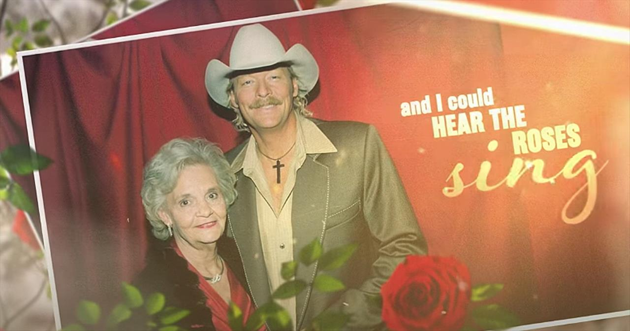 'Where Her Heart Has Always Been' Alan Jackson Song For Mom's Funeral