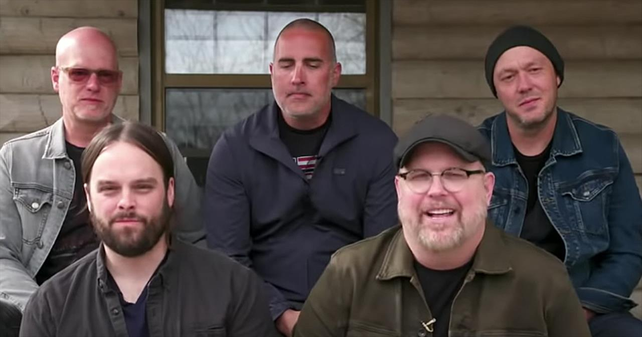 MercyMe Shares Powerful True Story Behind Inspiring Song 'Say I Won't'