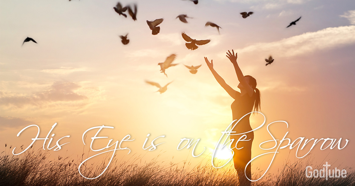 His Eye is on the Sparrow - Lyrics, Hymn Meaning and Story