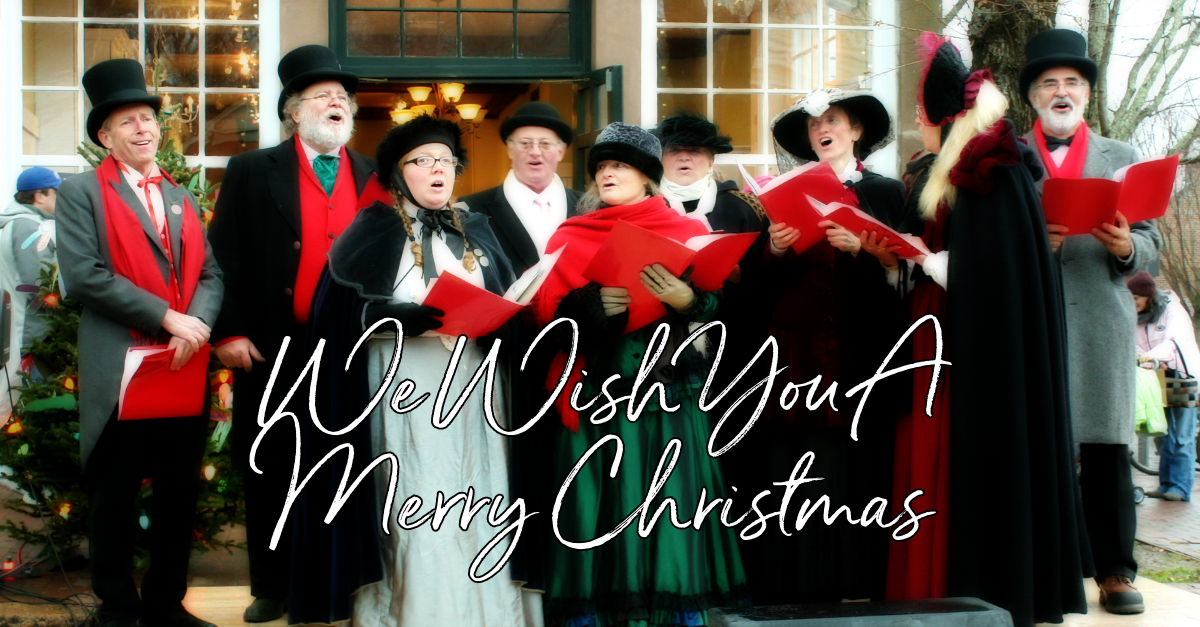 We Wish You A Merry Christmas - Lyrics, Hymn Meaning and Story