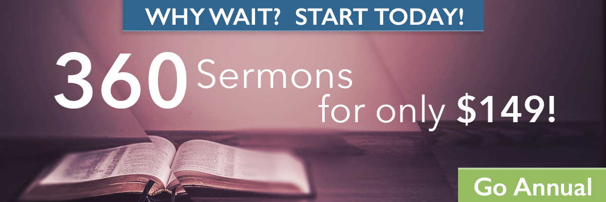 Trending Free Sermon Outlines & Illustrations for Preaching
