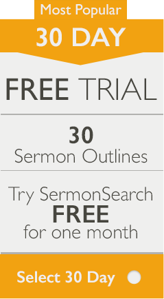 Register for a Subscription to SermonSearch com