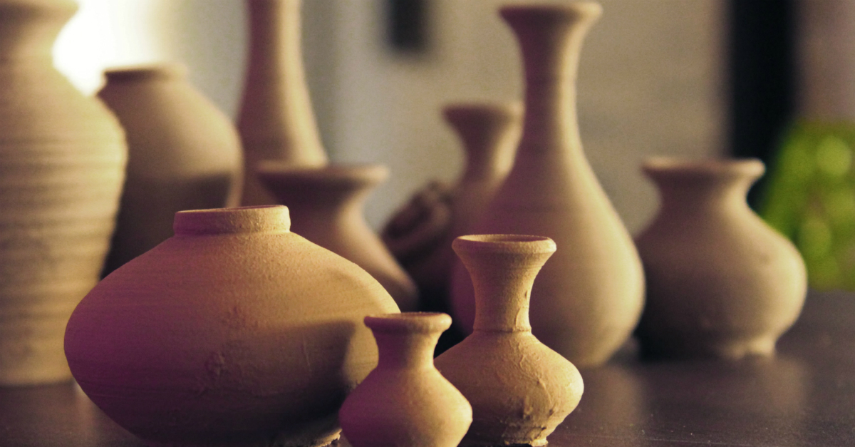 What Is the Treasure We Have in Jars of Clay?