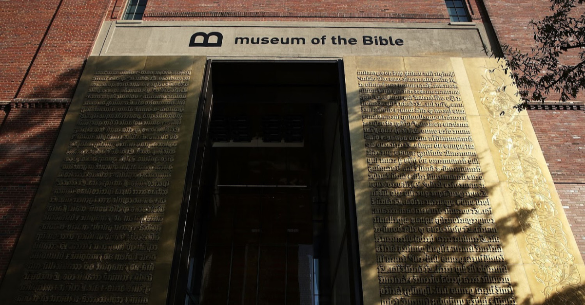 'Criticism Resulting from My Mistakes Was Justified': Museum of the Bible Receives Heavy Criticism over Stolen Artifacts