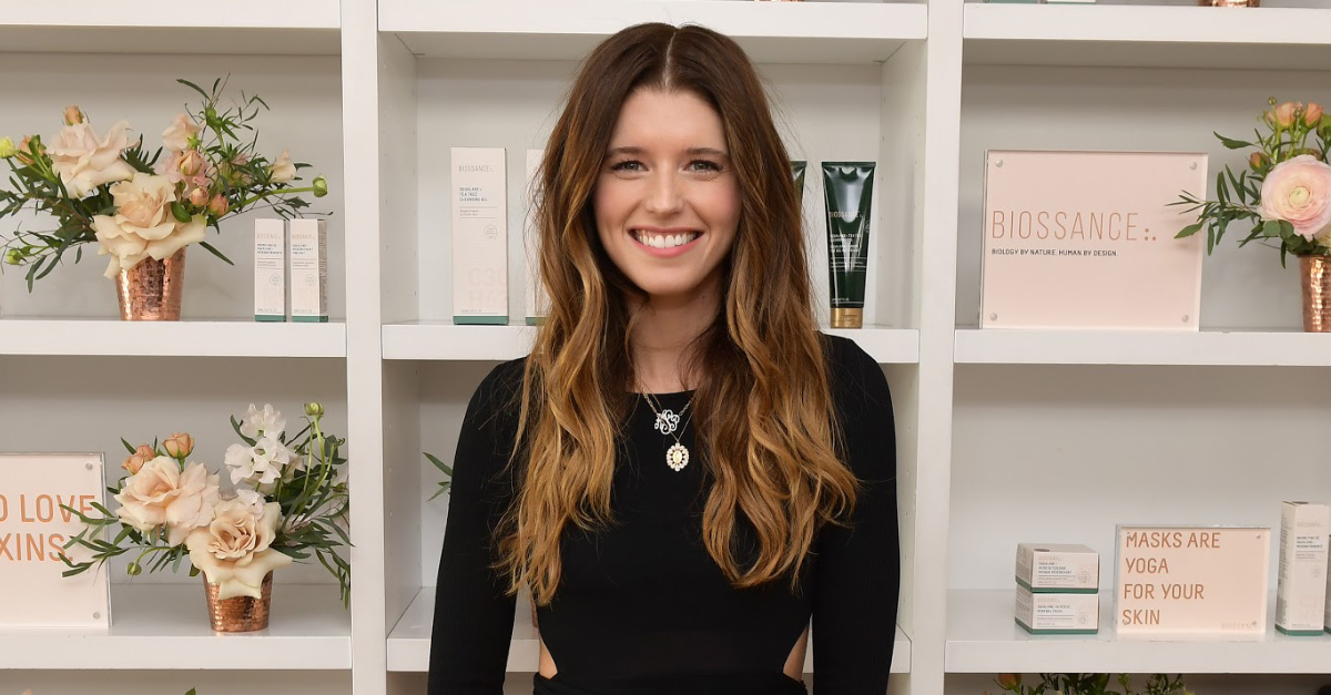 Katherine Schwarzenegger Pratt Highlights the Importance of Forgiveness