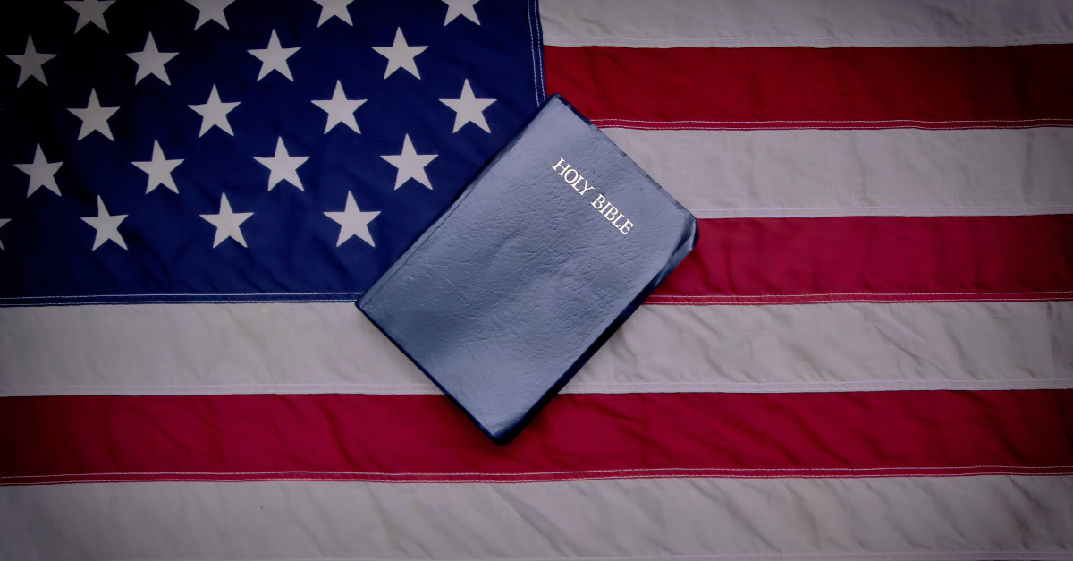 John Stonestreet and Timothy D. Padgett on How 'Christian Nationalism' Has Become a Scare Label