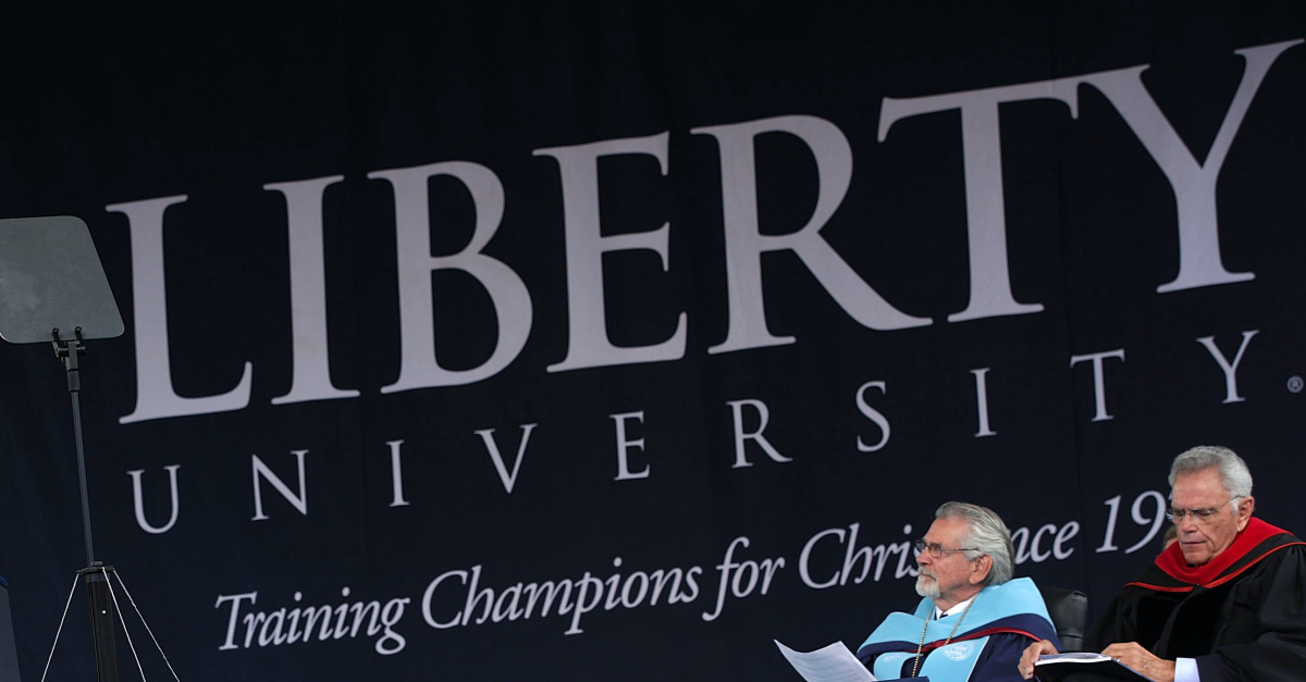 Liberty University Appoints Acting University President amid Jerry Falwell's Leave of Absence