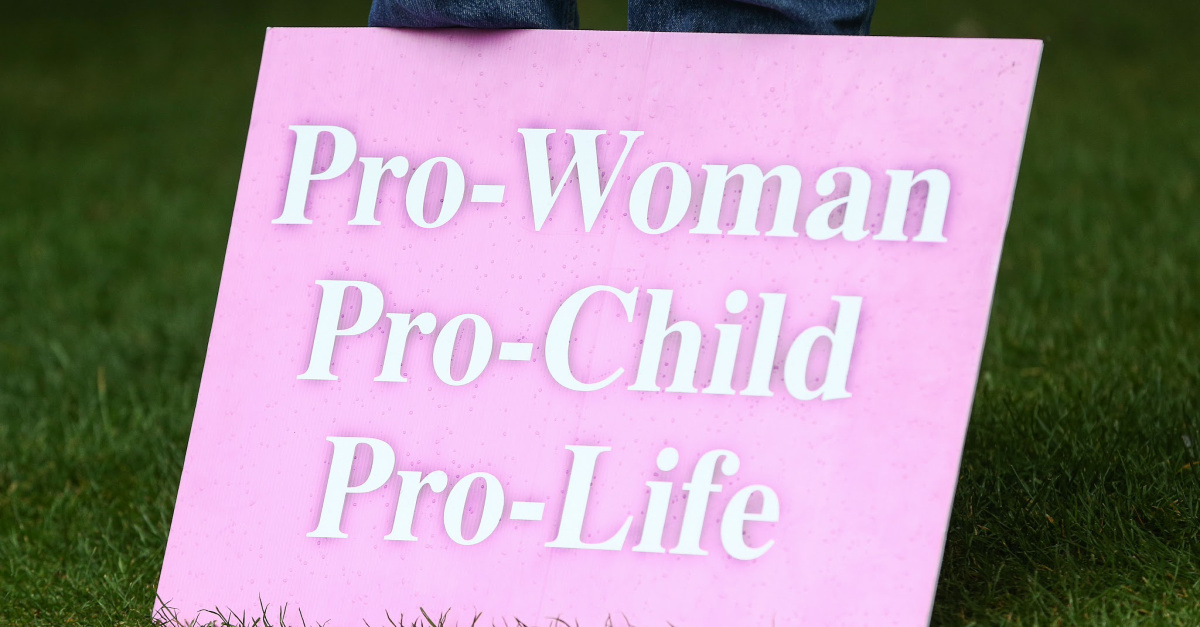 Pro-Life Democrats in NYT Ad: Party Is 'Radically Out of Line with Public Opinion' on Abortion