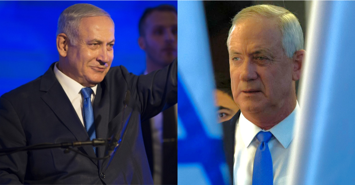 Benjamin Netanyahu, Benny Gantz Sign Unity Deal to Govern Israel Together
