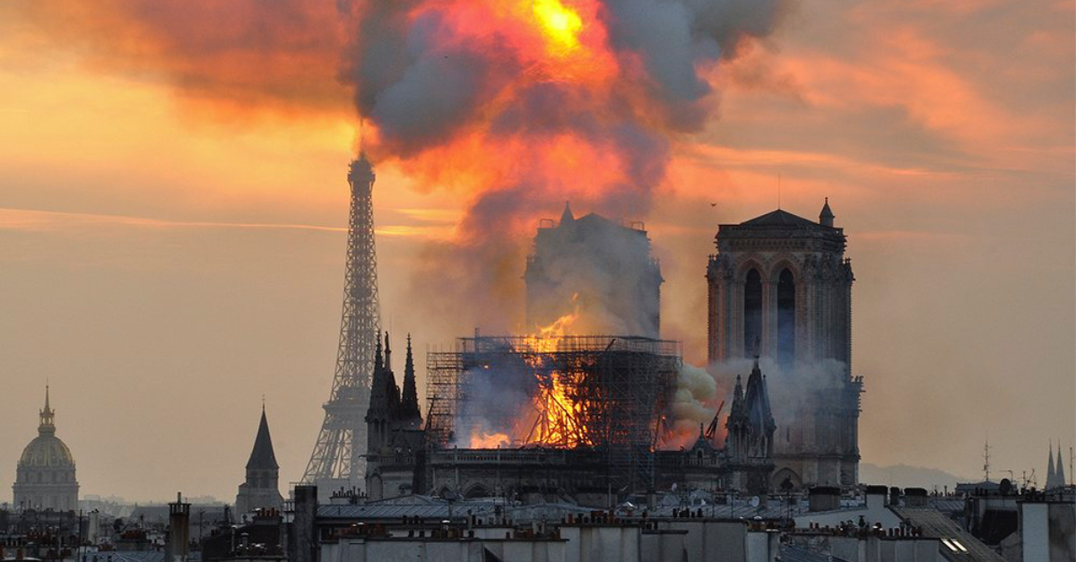 One Year after Blaze, Debates Continue to Rage on about the Future of Notre Dame