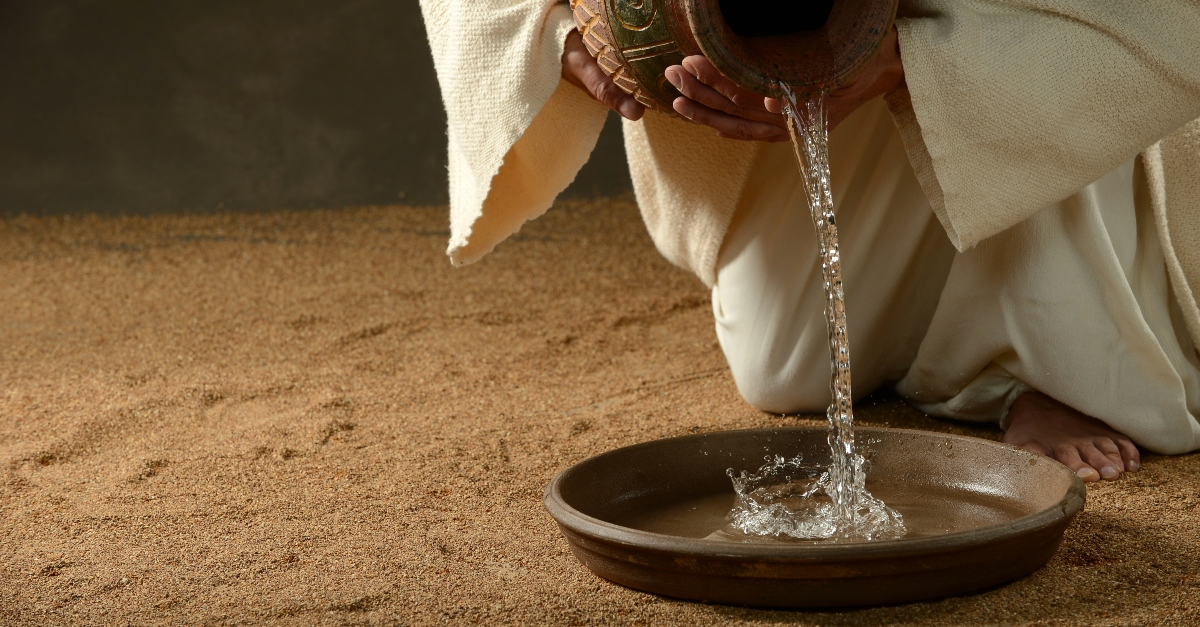 I Thirst' - Meaning of Jesus' Words on the Cross