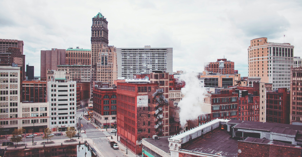 Detroit, Pastor shares how people are coming together in Detroit to combat the coronavirus