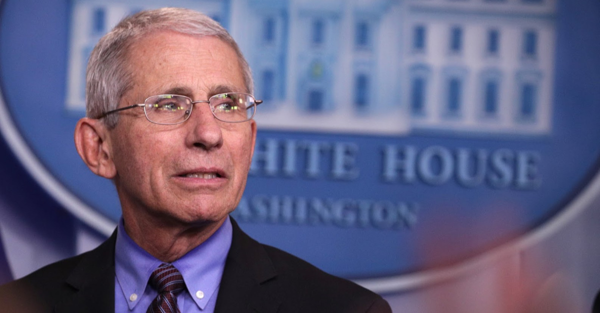 Fauci Unveils 'Clear-Cut Evidence' New Drug Works against Coronavirus