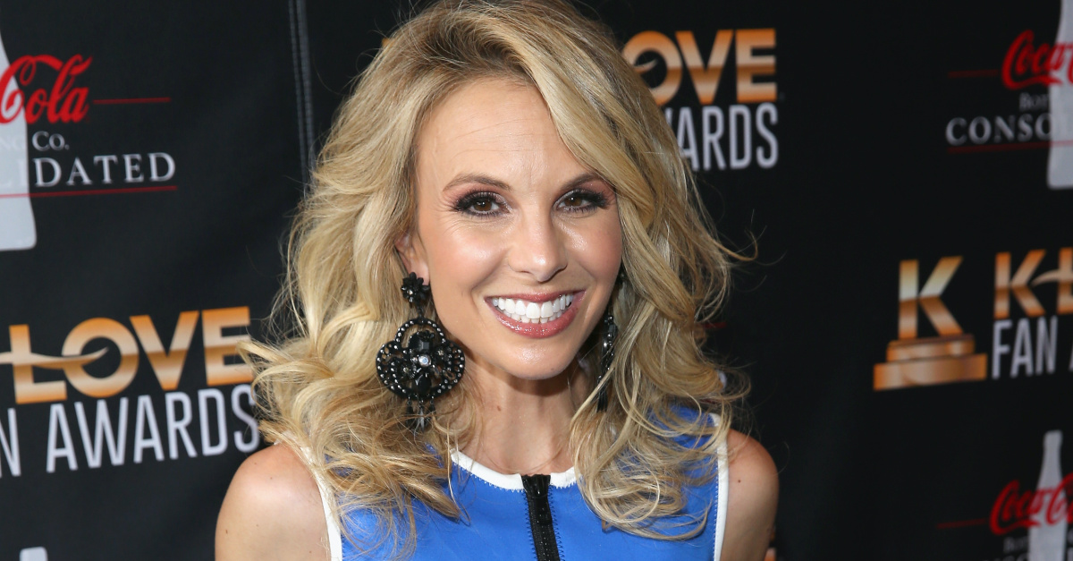Elisabeth Hasselbeck, Megan McCain calls Hasselbeck's comments on prayer dangerous