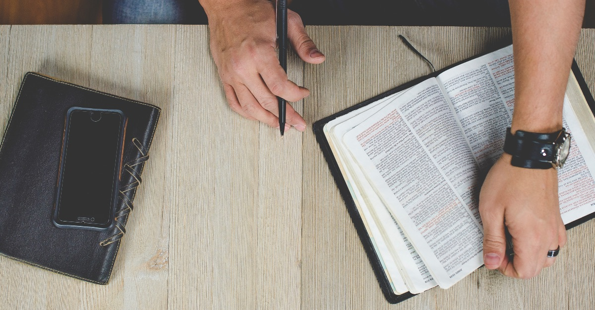 Lesson #2: Continue Training for Godliness (1 Timothy 4)