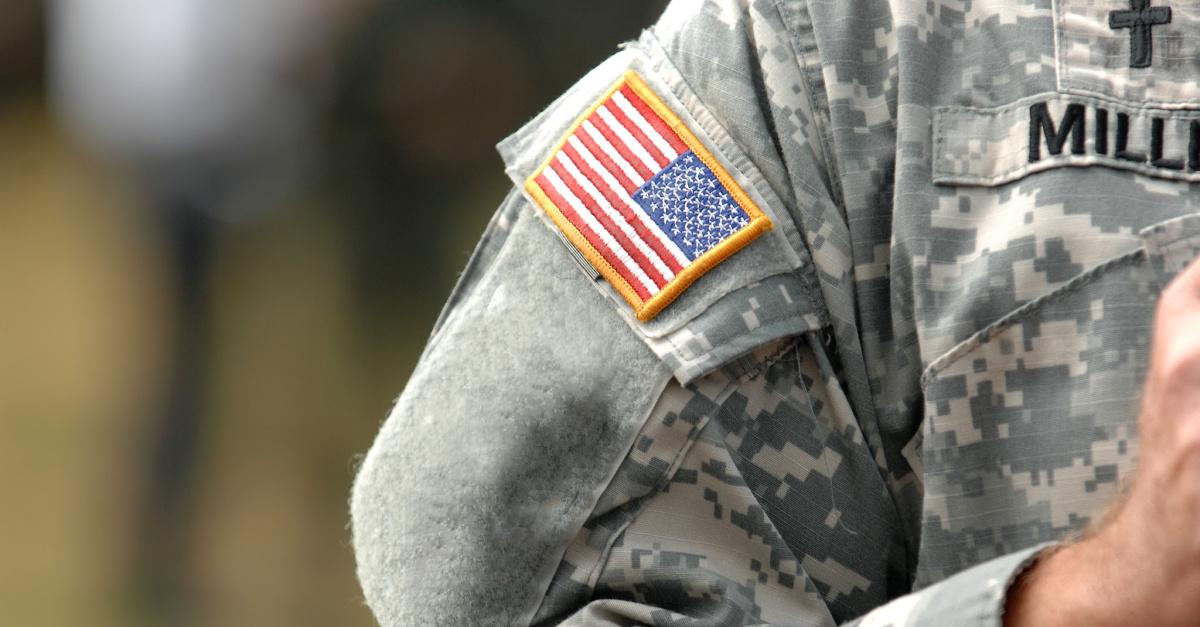 Military chaplain, Chaplain under fire for endorsing John Piper