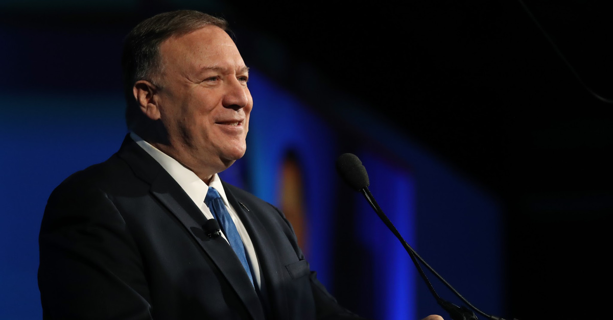Mike Pompeo, Christian leaders defend Pompeo after he's accused of betraying Christianity
