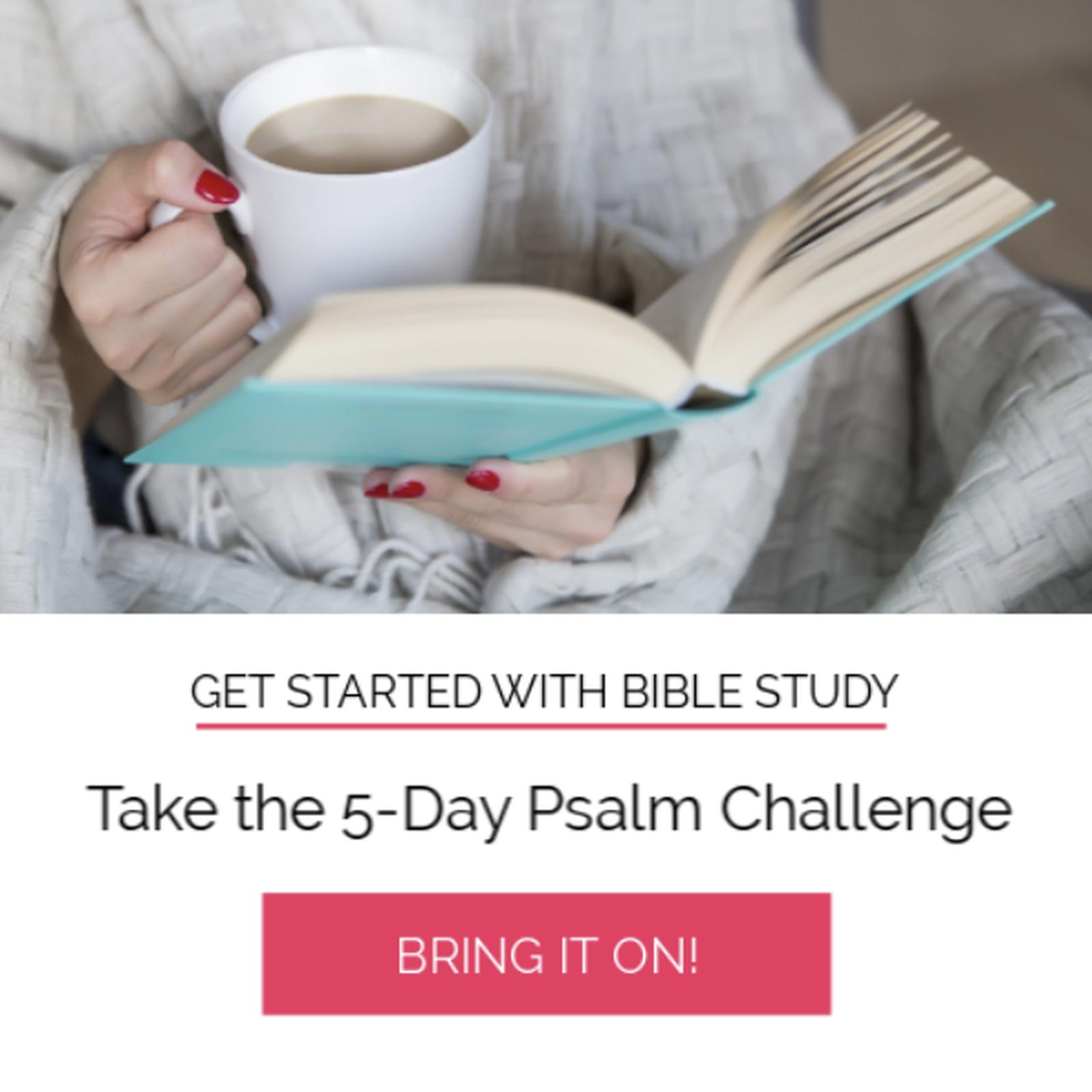 gig psalm challenge girlfriends in god
