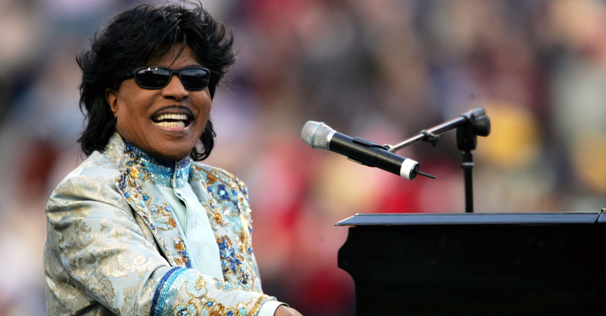 Rock 'n' roll legend Little Richard dead at 87