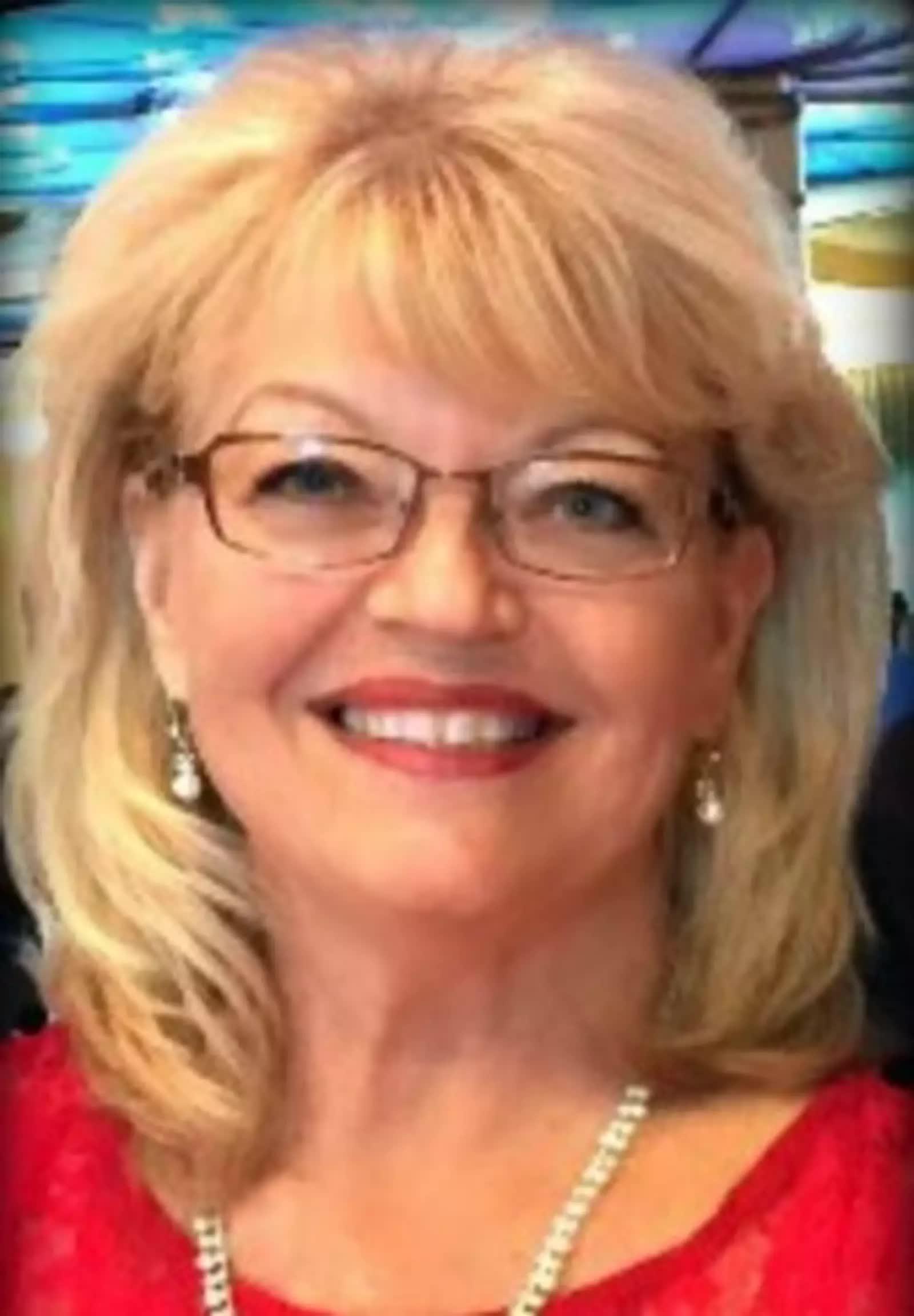 headshot of author Dawn Wilson