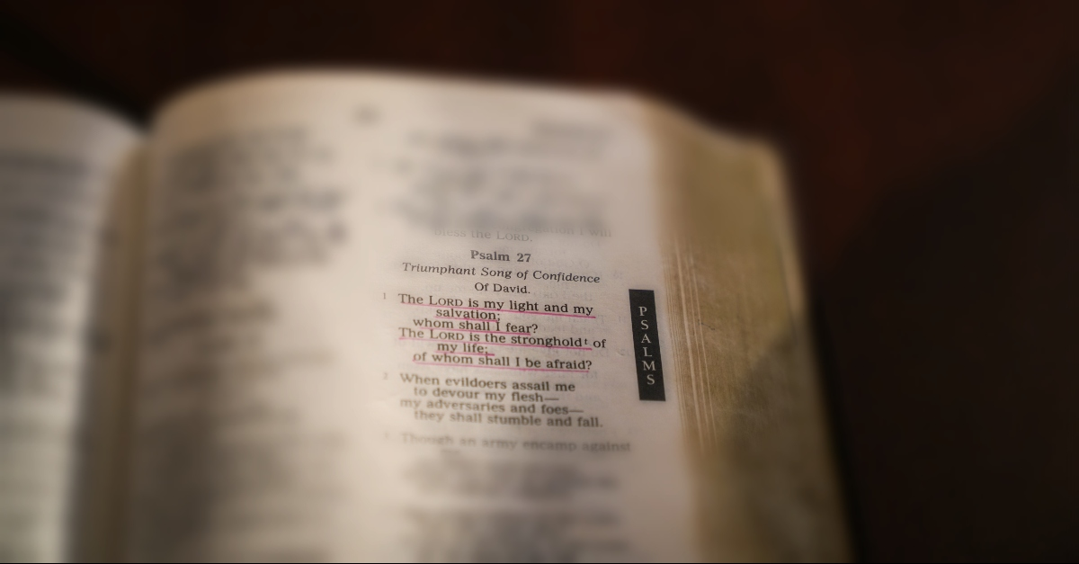Why Is LORD Capitalized in Some Bibles?