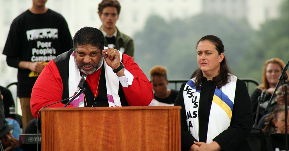 Poor Campaign, Rev. Barber's Poor People's Campaign calls for resistance to reopening plans