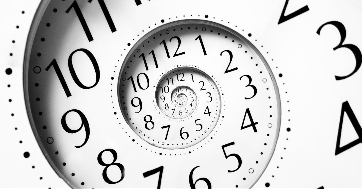 Endless clock