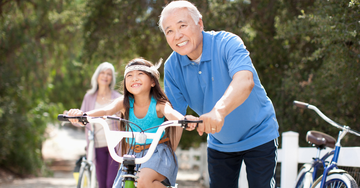 10 Ways You Can Make A Difference in Your Grandchild's Life
