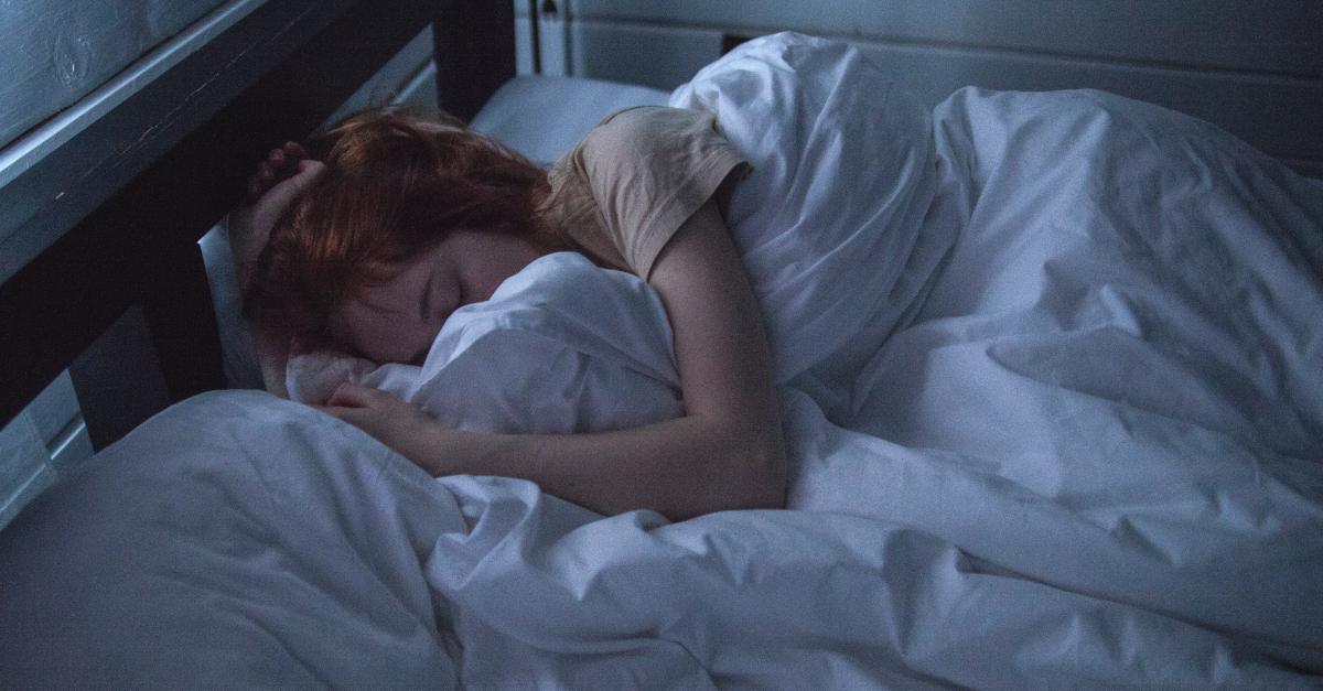 6 Reasons Why Trusting God Helps You Sleep Better