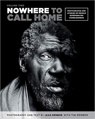 cover of book Nowhere to Call Home by Leah and Tim den Bok
