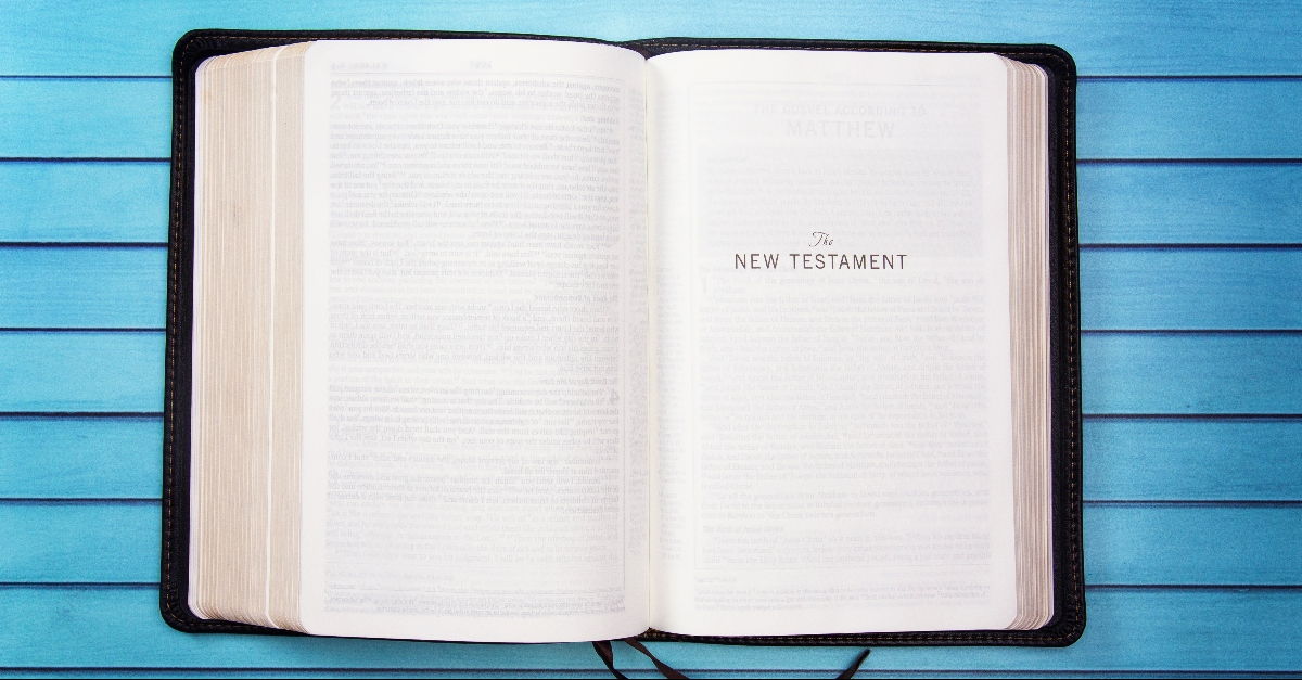 What Is the Story and Meaning of the New Testament?