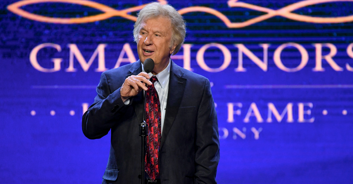 Bill Gaither, Gaither opens up about sharing the Gospel through his partnership with the GSN