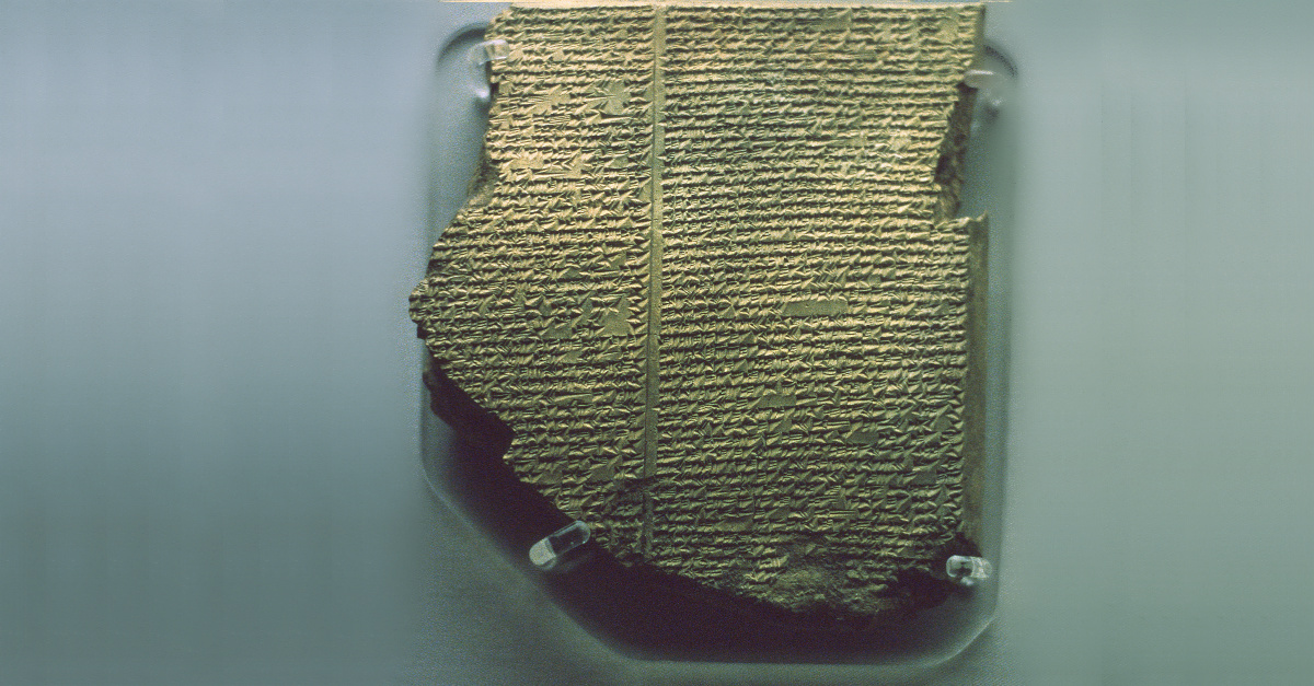 Gilgamesh Tablet, MOTB will return another stolen artifact