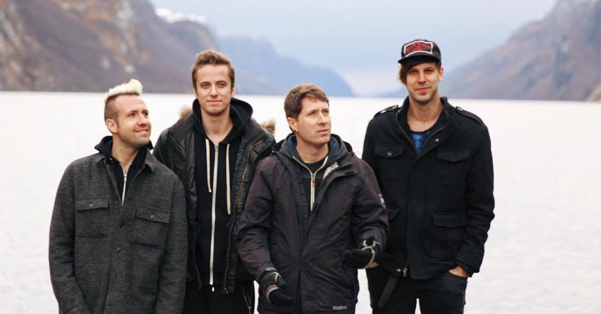 'I No Longer Believe in God,' Says Lead Singer of Christian Band Hawk Nelson
