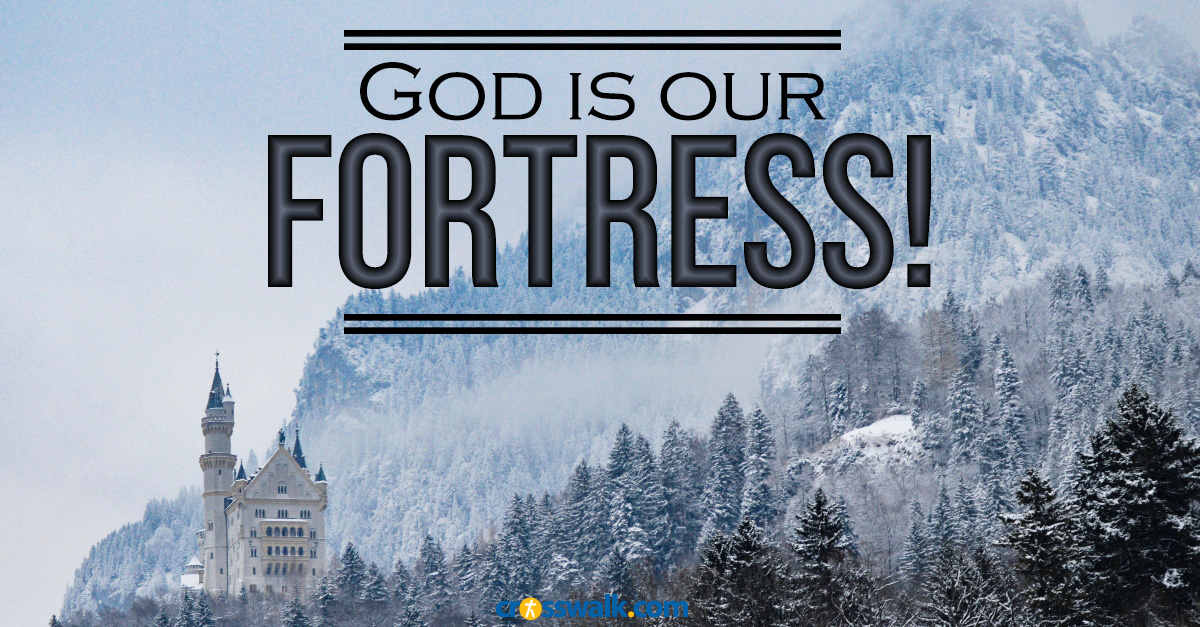 2. The Lord Is My Fortress