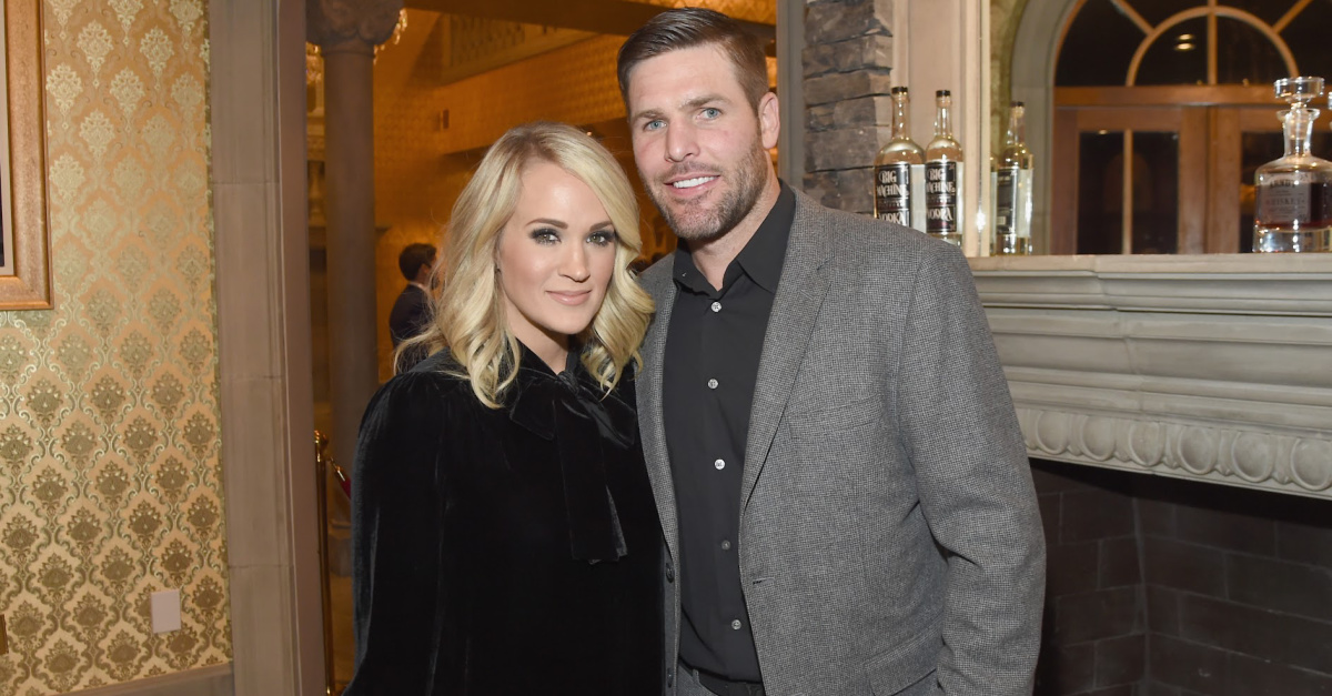 Carrie Underwood and Mike Fisher, Underwood and Fisher open up about their relationship and faith