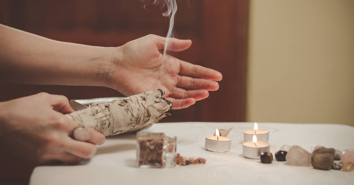 Is Burning Sage Smudging A Biblical Practice Or Witchcraft