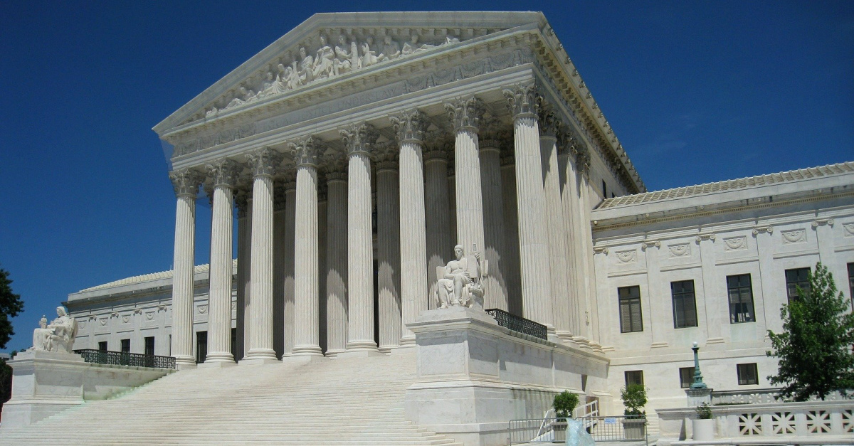 U.S. Supreme Court Building, Churches in CA and Chicago are challenging bans on church gatherings in the Supreme Court