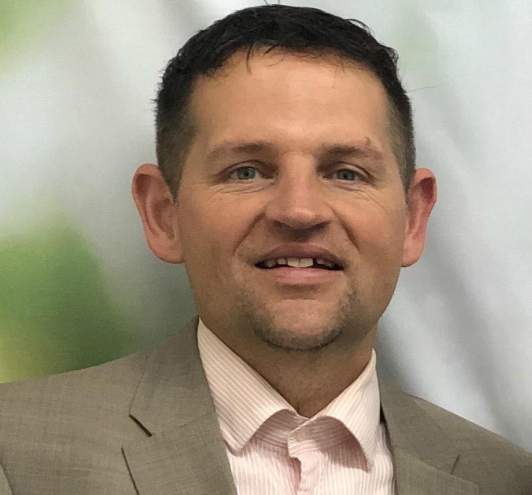 headshot of author Chad Napier