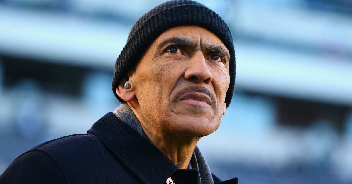 'We Can't Be Silent': Tony Dungy Implores Christians to 'Demonstrate the Qualities' of Jesus in the Fight for Racial Equality